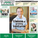 Derrick Christy on the cover of Southside Business Leaders